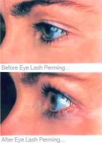 Eyelash Perming Treatments